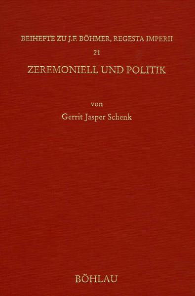 Zeremoniell und Politik als Buch