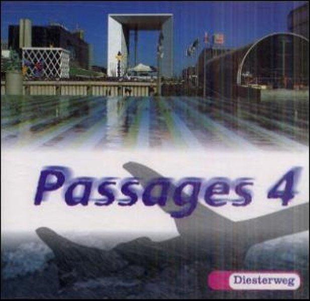 Passages 4. Schüler-CD als Buch