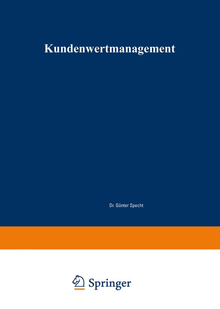 Kundenwertmanagement als Buch