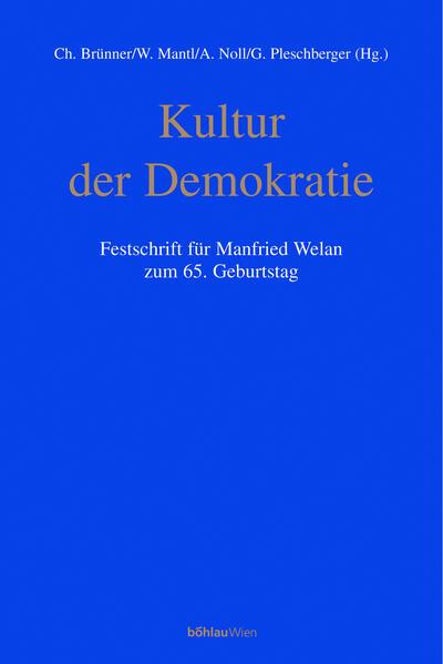 Kultur der Demokratie als Buch