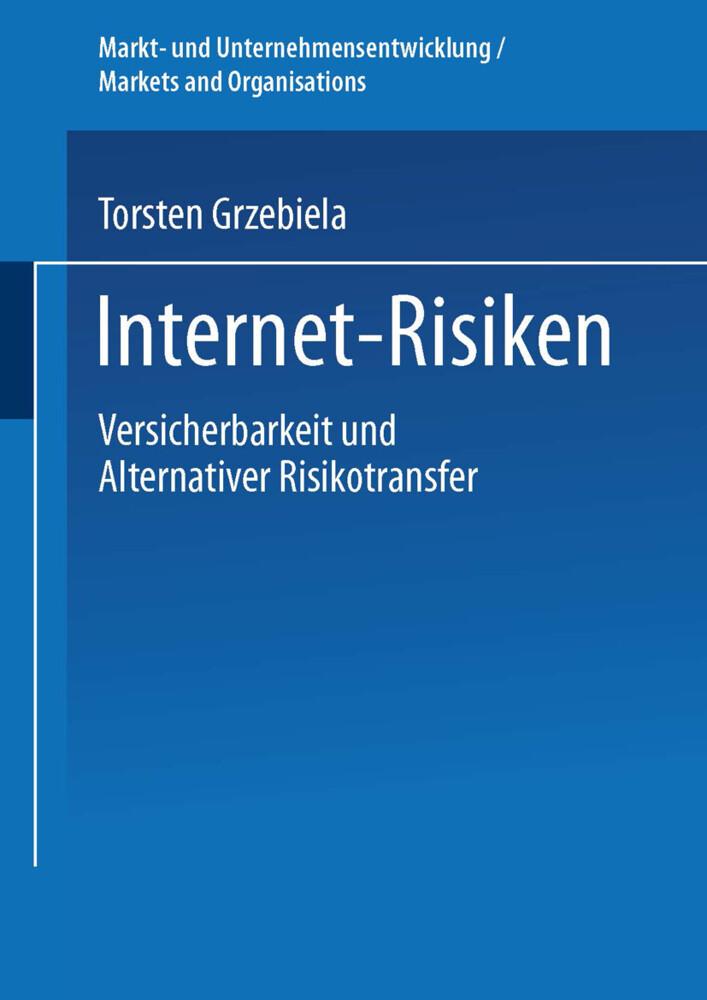 Internet-Risiken als Buch
