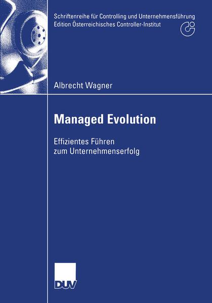 Managed Evolution als Buch