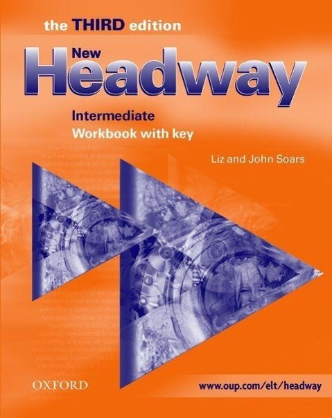 New Headway English Course. Intermediate. Workbook with Key. New Edition als Buch