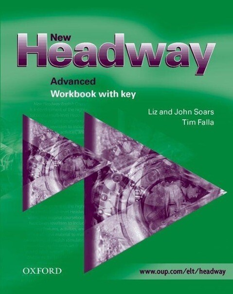 New Headway English Course. Workbook with Key. New Edition als Buch