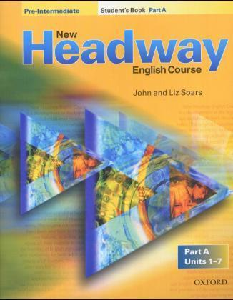 New Headway English Course. Pre-Intermediate. Students Book Part A als Buch