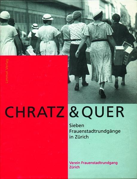 Chratz & quer als Buch