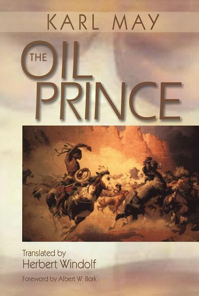 The Oil Prince als Buch