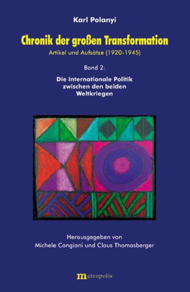 Chronik der großen Transformation 2. Artikel und Aufsätze (1920-1945) als Buch