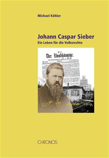 Johann Caspar Sieber als Buch