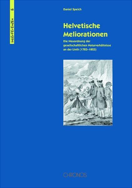 Helvetische Meliorationen als Buch