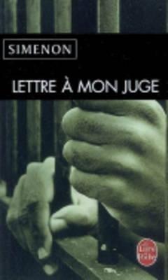 Lettre À Mon Juge als Taschenbuch