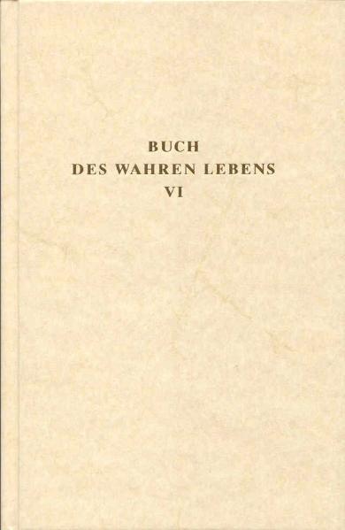 Buch des Wahren Lebens 6 als Buch