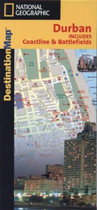 National Geographic DestinationMap Durban als Buch