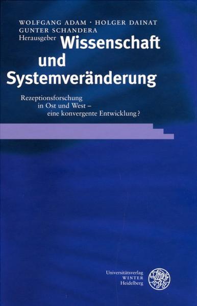 Wissenschaft und Systemveränderung als Buch