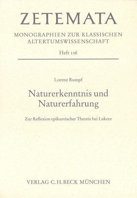 Naturerkenntnis und Naturerfahrung als Buch