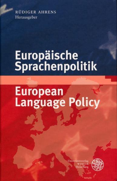 Europäische Sprachenpolitik / European Language Policy als Buch