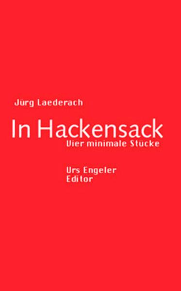 In Hackensack als Buch