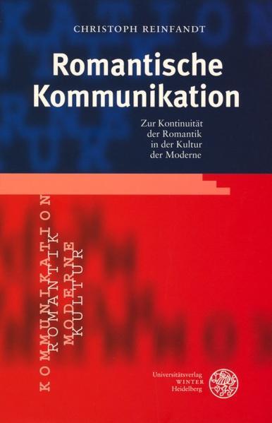 Romantische Kommunikation als Buch