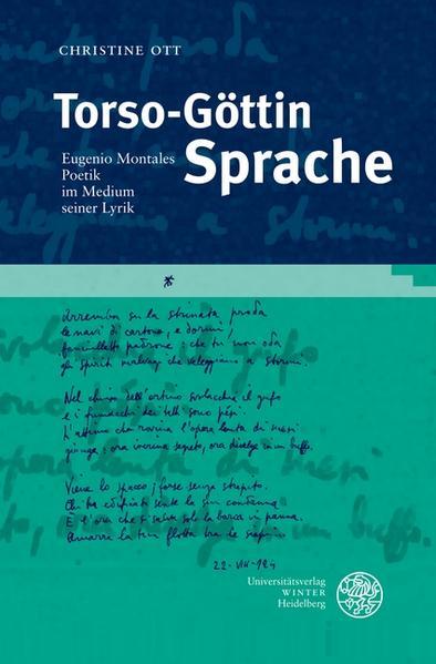 Torso-Göttin Sprache als Buch