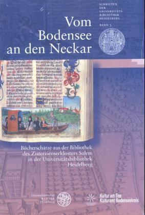 Vom Bodensee an den Neckar als Buch