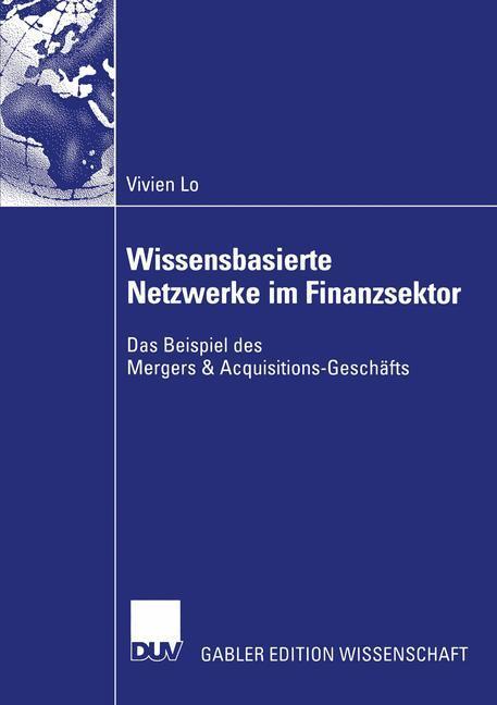 Wissensbasierte Netzwerke im Finanzsektor als Buch