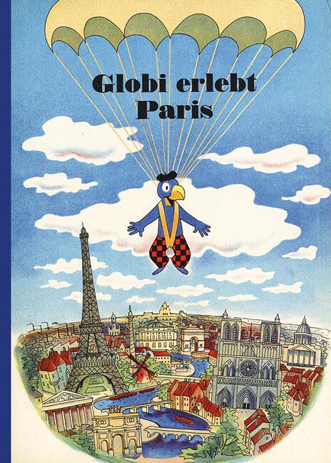 Globi erlebt Paris als Buch