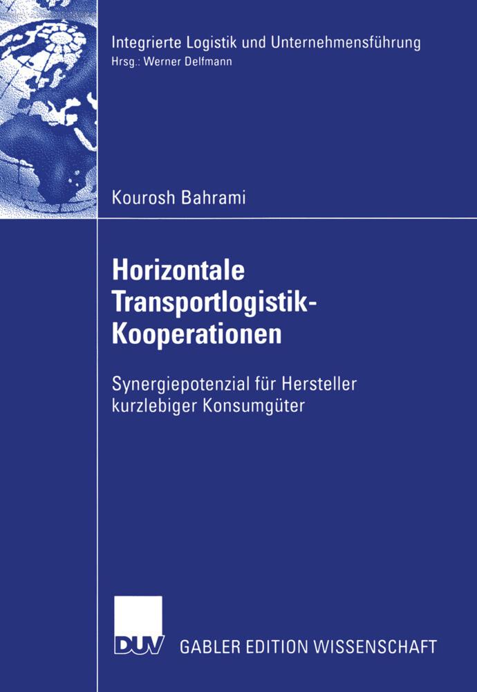 Horizontale Transportlogistik-Kooperationen als Buch