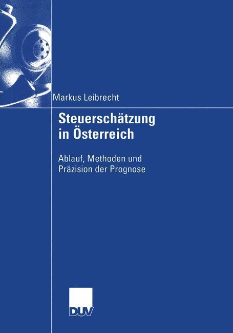 Steuerschätzung in Österreich als Buch