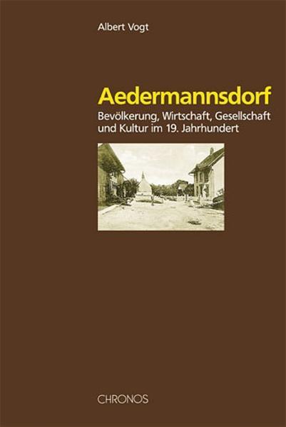 Aedermannsdorf als Buch