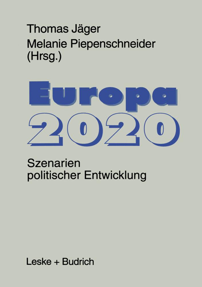 Europa 2020 als Buch