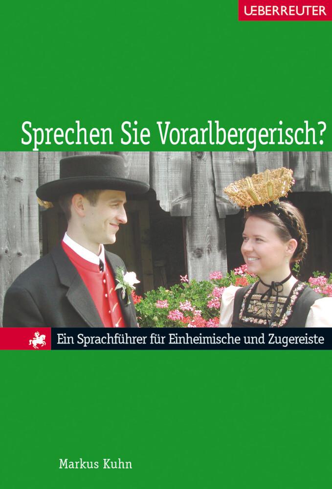 Sprechen Sie Vorarlbergerisch? als Buch