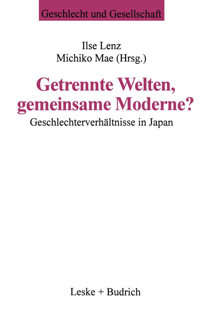 Getrennte Welten, gemeinsame Moderne? als Buch