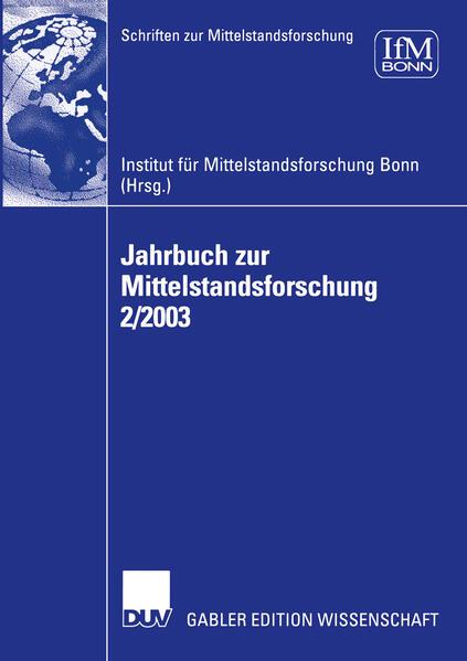 Jahrbuch zur Mittelstandsforschung 2/2003 als Buch