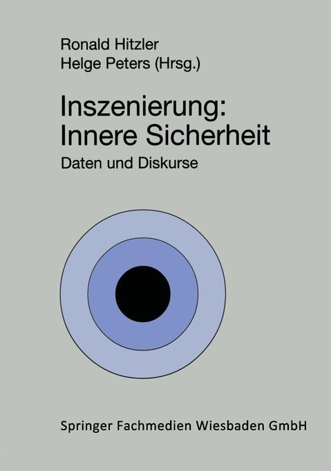 Inszenierung: Innere Sicherheit als Buch