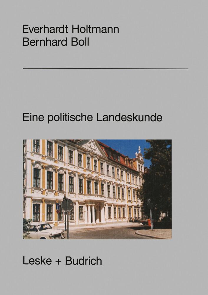 Sachsen-Anhalt als Buch