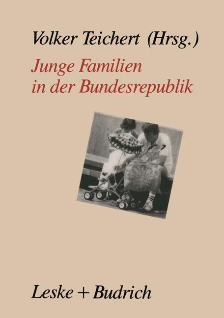 Junge Familien in der Bundesrepublik als Buch
