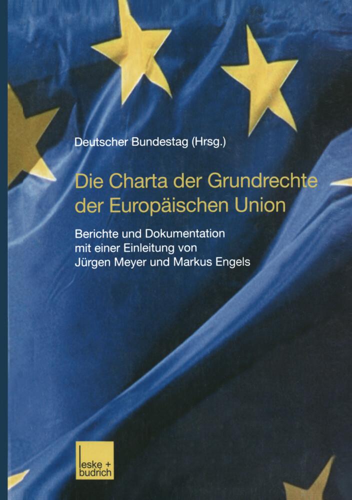 Die Charta der Grundrechte der Europäischen Union als Buch