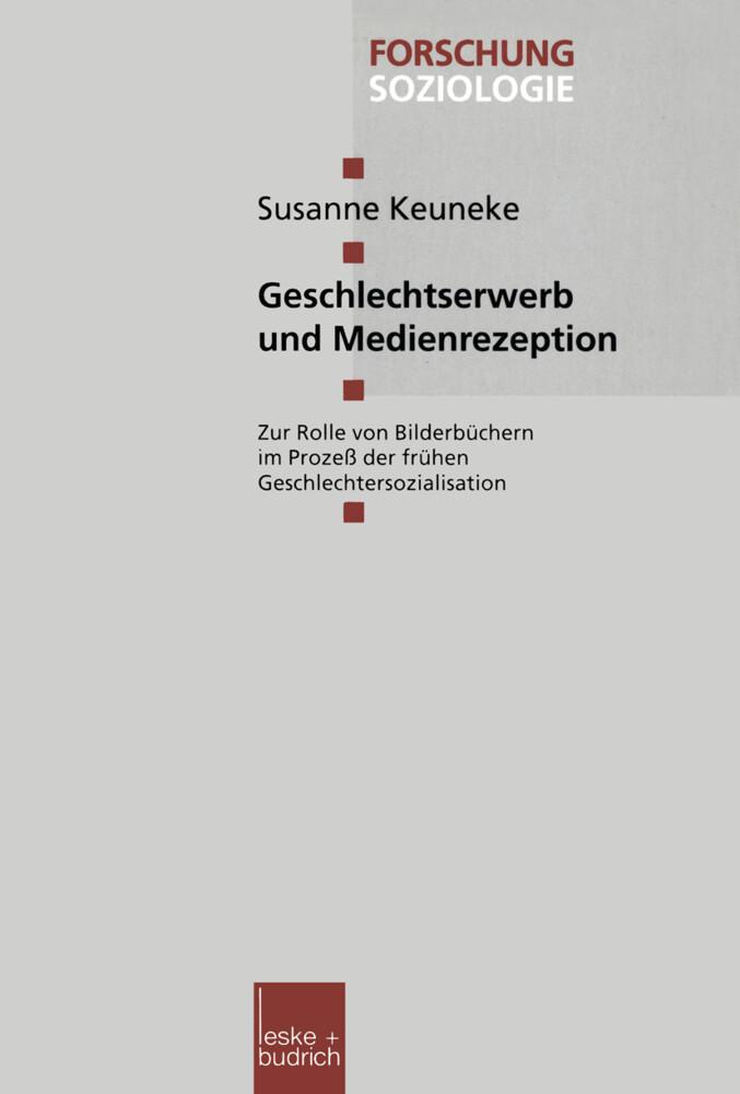 Geschlechtserwerb und Medienrezeption als Buch