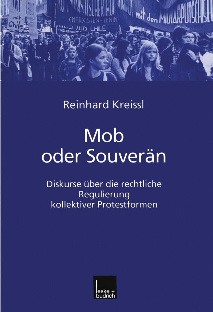 Mob oder Souverän als Buch