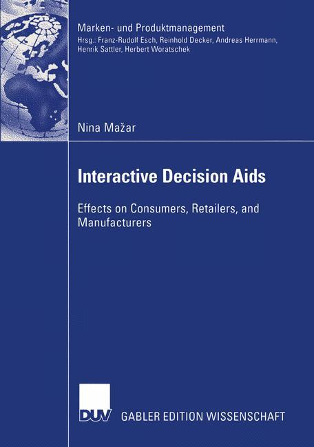 Interactive Decision Aids als Buch