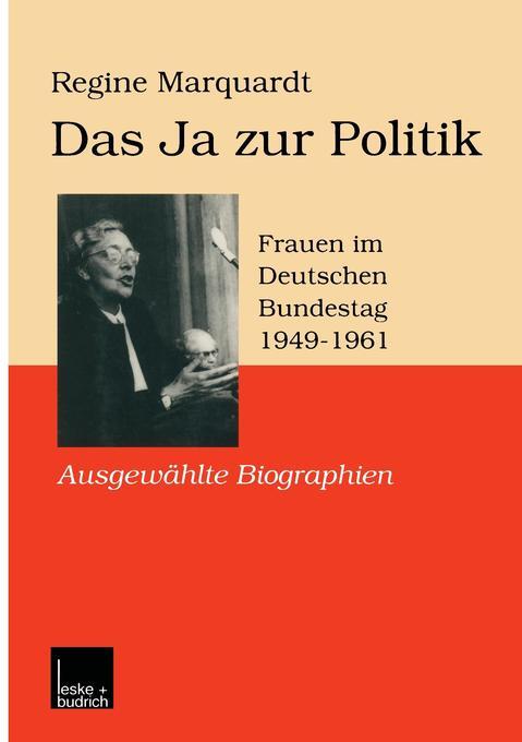 Das Ja zur Politik als Buch