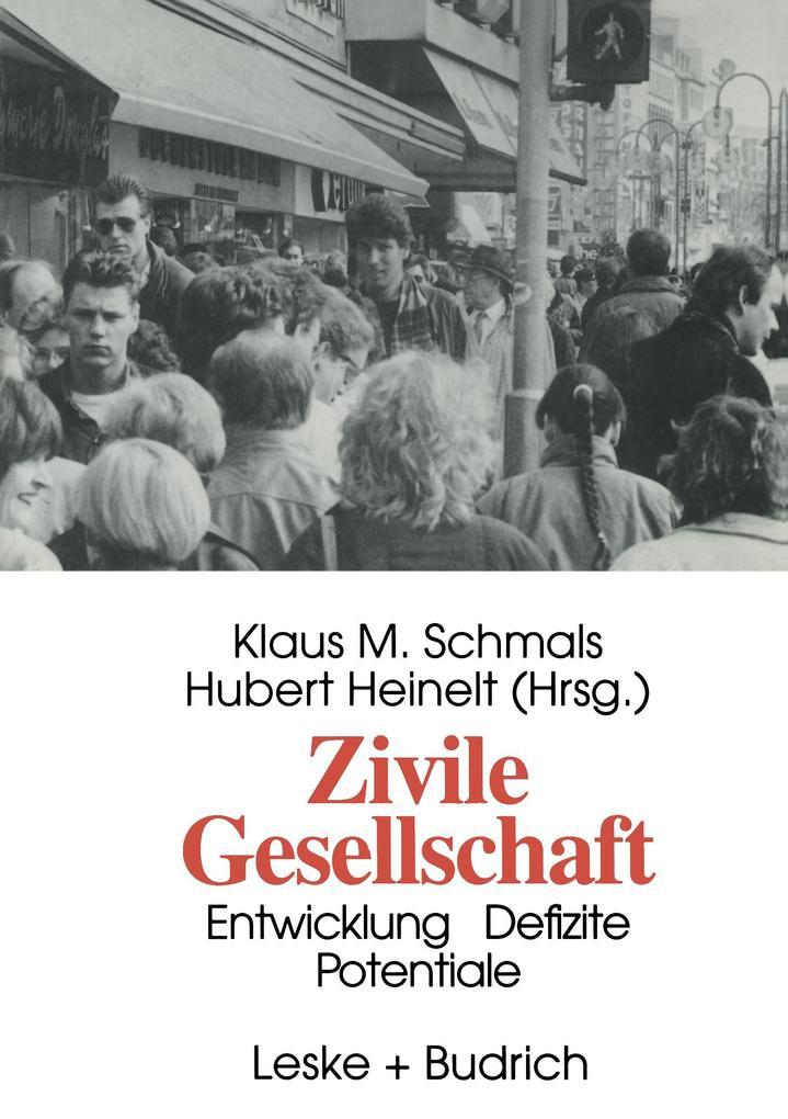 Zivile Gesellschaft als Buch