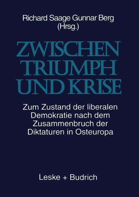 Zwischen Triumph und Krise als Buch
