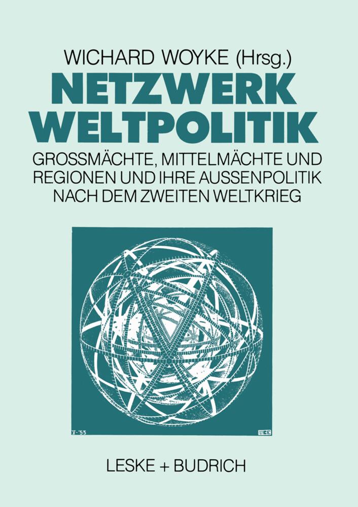 Netzwerk Weltpolitik als Buch