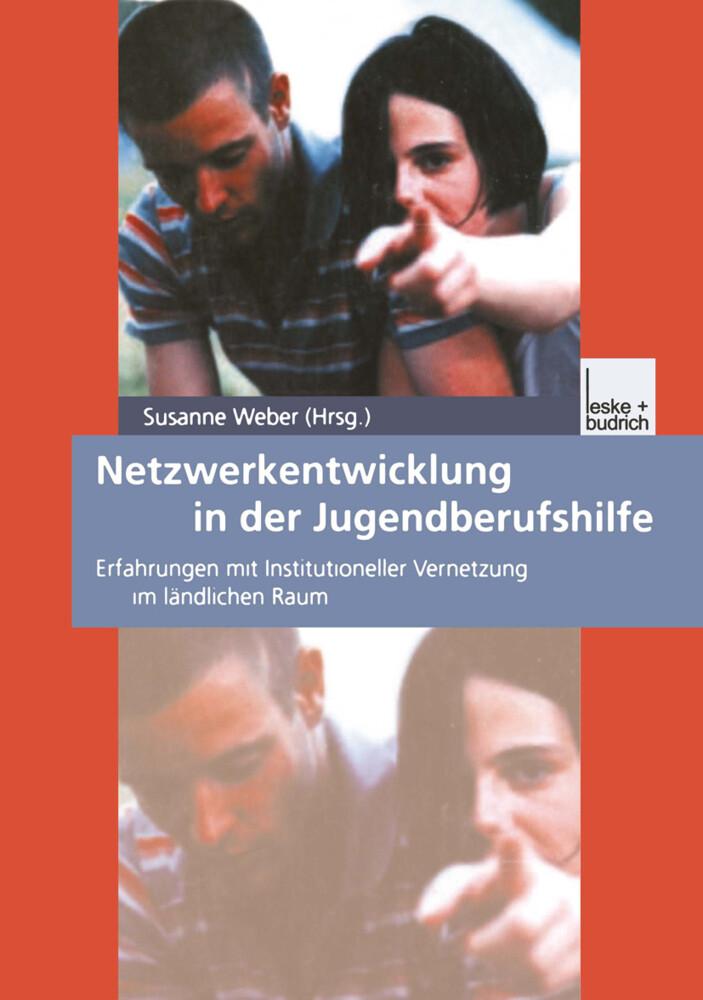 Netzwerkentwicklung in der Jugendberufshilfe als Buch