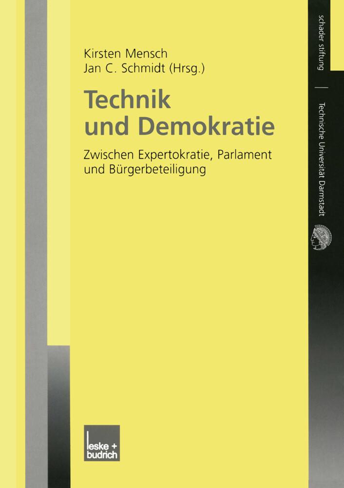 Technik und Demokratie als Buch