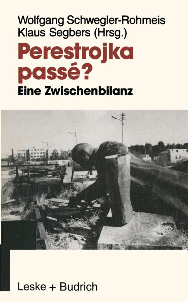 Perestrojka passé? als Buch