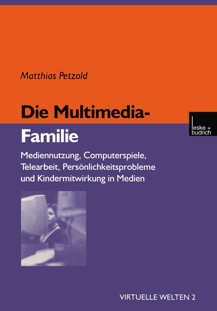 Die Multimedia-Familie als Buch