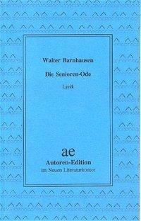 Die Senioren-Ode als Buch