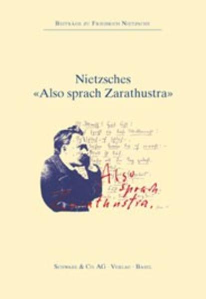 """Nietzsches """"Also sprach Zarathustra"""" als Buch"""